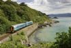 ...or a relaxing day on the mainline train from Tywyn along spectacular coastline