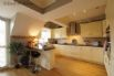 Fully equipped kitchen includes a dishwasher, fridge and freezer...