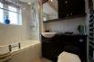 Ensuite bathroom at the master bedroom.