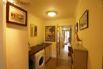 Ground floor Utility area - Sink area with washing machine.