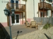 Broad Haven self-catering accommodation - rear patio & balcony