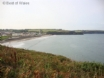 Broad Haven beach from Pembrokeshire Coastal Path