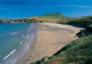 Whitesands beach, near this luxury holiday cottage in St Davids