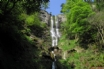 Nearby Pistyll Rhaeadr - the highest free falling waterfall in Britain.
