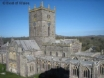 St Davids Cathedral - 2.5 miles from Ty Bedwen cottage for two