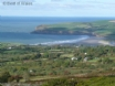 Stunning coastal views from property across Newport, Pembrokeshire