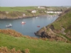 Pembrokeshire coastal path - a 5 minute walk from the cottage