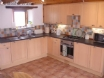 Large kitchen / dining room at Ysgubor holiday cottage in St Davids