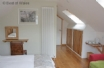 Bedroom 4 with king bed at Pembrokeshire dog friendly cottage