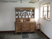 Traditional dresser featuring in the large kitchen / dining room