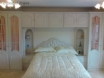Second large bedroom with double bed & fitted cream suite