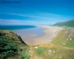 Rhossili Bay - voted Britain's Best Picnic Spot by the Telegraph in 2010