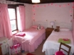 Holiday cottage Mid Wales - cosy twin bedroom for the little ones