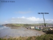 Location of this luxury holiday cottage by the sea in Broad Haven