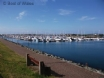 Pwllheli's impressive Marina, North Wales - cottages by the sea