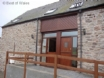 2 Chepstow holiday cottages, Monmouthshire - rear access