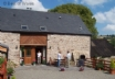 2 welcoming holiday cottages, Monmouthshire - BBQ area