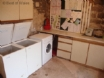Shared utility room for both Monmouthshire cottages on site