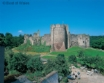 Chepstow Castle is only a short drive away