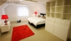 All beds can be arranged as singles or as large doubles on request