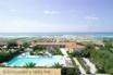 Tuscany coast beach club with pool