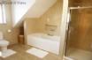 Luxury Brecon Beacons Holiday Cottage - master bathroom