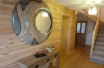 Brecon Beacons Holiday Lodge - wooden cladding throuought
