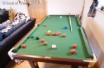 Llety Llyn y Fan Brecon Beacons Holiday Cottage - pool table