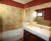 Master bedroom ensuite, perfect to get ready in for that evening out