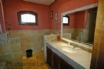 An ideally situated ground floor family bathroom