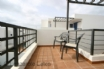 Upstairs terrace with out of this world sea views