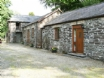 Ty Coets Uchaf (furthest property) is one of 4 small cottages on site