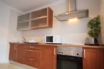 Fabulous kitchen, with a door off to the sunny solana and washing machine