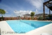 Casa Yaiza pool 6 x 4 metres approx.