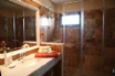 The master bedroom ensuite with a double power shower, fantastic!
