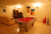 The multi use ground floor suite, pool, play station, t.v., d.v.d, music, be entertained or entertain!