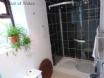 Ground floor en suite with large walk-in shower