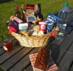 Welsh Hamper can be purchased to welcome you on arrival