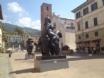 Pietrasanta old town square