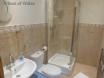 Ground floor shower room with shower enclosure, WC & wash basin