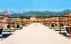 Tuscany coast beach club