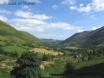 Looking down Cwm Cywarch (Cywarch Valley)