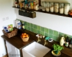 An Rhubha Cottage Easdale Island Scotland - kitchen