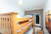 Solid pine bunk beds
