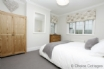 Double bedroom with quality bed linen