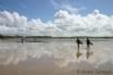 North Devon has many blue-flag beaches nearby