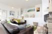 Stylish furnishings throughout