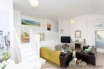 Sociable open plan living spaces