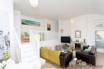 Sociable open plan living spaces