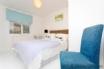 Summery double bedroom